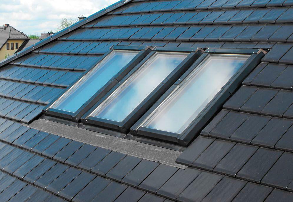Pvc kunststoff dachfenster skylight eindeckrahmen rollo - Dachfenster skylight ...